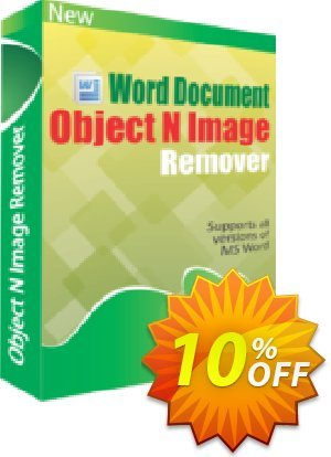 TheSkySoft Word Document Object & Image Remover discount coupon 10%Discount - hottest deals code of Word Document Object & Image Remover 2020