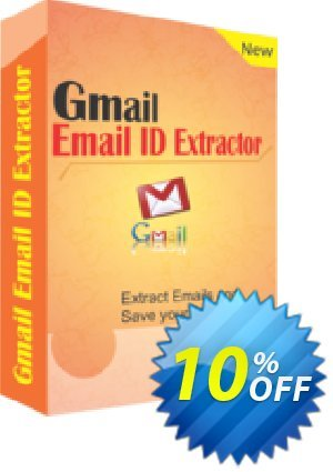 Gmail Email ID Extractor 優惠券,折扣碼 10%Discount,促銷代碼: hottest sales code of Gmail Email ID Extractor 2019