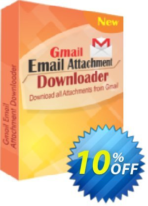 Gmail Email Attachment Downloader 優惠券,折扣碼 10%Discount,促銷代碼: marvelous deals code of Gmail Email Attachment Downloader 2019