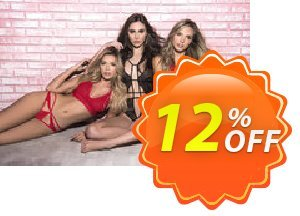 Lingerie Store Coupon, discount Flash Sale. Promotion: best deals code of Lingerie Store 2019