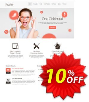 WPcocktail Feather - Responsive Multi-Purpose WordPress Theme Coupon, discount Feather - Responsive Multi-Purpose WordPress Theme big sales code 2019. Promotion: big sales code of Feather - Responsive Multi-Purpose WordPress Theme 2019