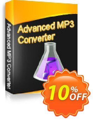 Advanced MP3 Converter Coupon, discount Advanced MP3 Converter stirring sales code 2019. Promotion: stirring sales code of Advanced MP3 Converter 2019