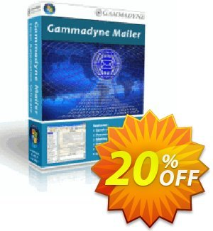 Gammadyne Mailer Coupon, discount Gammadyne Mailer awful promotions code 2020. Promotion: awful promotions code of Gammadyne Mailer 2020