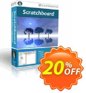Scratchboard Coupon, discount Scratchboard best sales code 2020. Promotion: best sales code of Scratchboard 2020