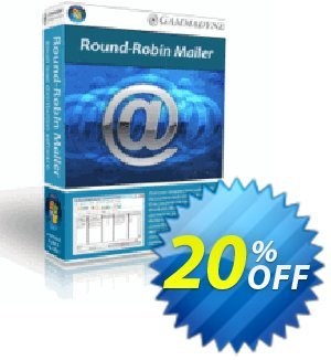 Round-Robin Mailer discount coupon Round-Robin Mailer staggering discount code 2020 - staggering discount code of Round-Robin Mailer 2020