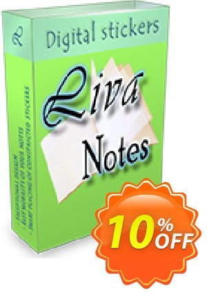 Liva Notes Coupon, discount Liva Notes Promotion. Promotion: stirring deals code of Liva Notes 2019