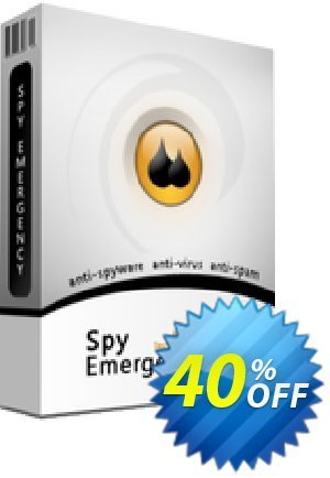 Spy Emergency - Unlimited Lifetime license (for 5 PC) Coupon, discount Spy Emergency - Unlimited Lifetime license (for 5 PC) amazing offer code 2020. Promotion: amazing offer code of Spy Emergency - Unlimited Lifetime license (for 5 PC) 2020