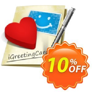 iGreetingCard for Mac Coupon discount iGreetingCard for Mac stirring sales code 2020. Promotion: stirring sales code of iGreetingCard for Mac 2020