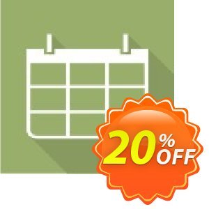 Virto Calendar Pro for SP2007 Coupon, discount Virto Calendar Pro for SP2007 wondrous promo code 2020. Promotion: wondrous promo code of Virto Calendar Pro for SP2007 2020