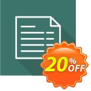 Virto List Form Extender for SP2007 Coupon, discount Virto List Form Extender for SP2007 awful promo code 2020. Promotion: awful promo code of Virto List Form Extender for SP2007 2020