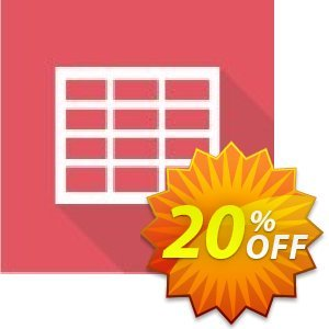 Dev. Virto Ajax Data Grid for SP2007 Coupon, discount Dev. Virto Ajax Data Grid for SP2007 formidable deals code 2020. Promotion: formidable deals code of Dev. Virto Ajax Data Grid for SP2007 2020