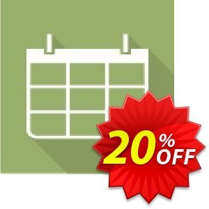 Dev. Virto Calendar for SP2010 Coupon, discount Dev. Virto Calendar for SP2010 amazing offer code 2020. Promotion: amazing offer code of Dev. Virto Calendar for SP2010 2020