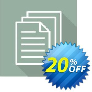 Dev. Virto Bulk File Copy & Move for SP2007 Coupon, discount Dev. Virto Bulk File Copy & Move for SP2007 amazing discount code 2020. Promotion: amazing discount code of Dev. Virto Bulk File Copy & Move for SP2007 2020