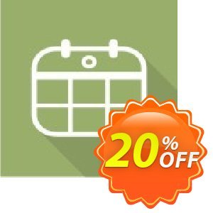 Virto Mini Calendar Exchange for SP2010 Coupon, discount Virto Mini Calendar Exchange for SP2010 amazing deals code 2020. Promotion: amazing deals code of Virto Mini Calendar Exchange for SP2010 2020