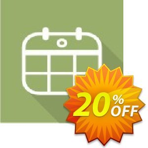 Virto Mini Calendar Exchange for SP2013 Coupon, discount Virto Mini Calendar Exchange for SP2013 wonderful promo code 2020. Promotion: wonderful promo code of Virto Mini Calendar Exchange for SP2013 2020