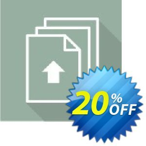 Dev. Virto Bulk File Upload for SP2013 Coupon, discount Dev. Virto Bulk File Upload for SP2013 wonderful offer code 2020. Promotion: wonderful offer code of Dev. Virto Bulk File Upload for SP2013 2020