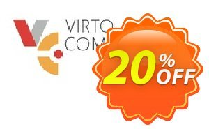 Virto Commerce 優惠券,折扣碼 Virto Commerce dreaded promo code 2019,促銷代碼: dreaded promo code of Virto Commerce 2019
