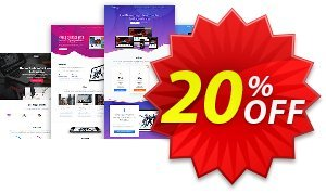 Mesmerize PRO - Premium License 優惠券,折扣碼 Mesmerize PRO - Premium License Formidable promotions code 2020,促銷代碼: stunning deals code of Mesmerize PRO - Premium License 2020