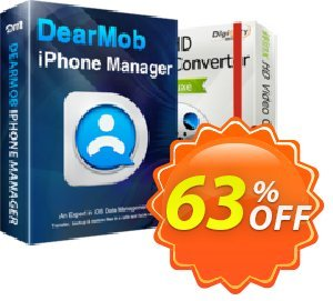 DearMob iPhone Manager (Family License 5 PCs) discount coupon DearMob iPhone Manager - Family License 3 - 5 PCs Special deals code 2020 - Special deals code of DearMob iPhone Manager - Family License 3 - 5 PCs 2020