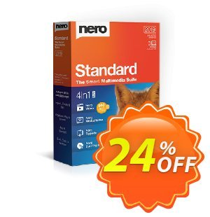 Nero Standard 2020 Coupon, discount Nero Standard 2021 excellent offer code 2021. Promotion: excellent offer code of Nero Standard 2021 2021
