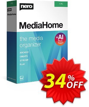 Nero MediaHome 2020 Coupon, discount Nero MediaHome 2021 Big offer code 2021. Promotion: Big offer code of Nero MediaHome 2021 2021