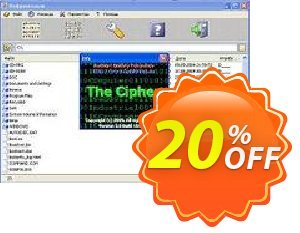 The Cipher Coupon discount FamilyTree. Promotion: wonderful offer code of The Cipher 2020