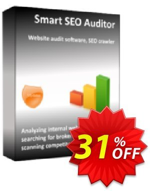 Smart SEO Auditor - 6 month Coupon, discount Smart SEO Auditor - 6 month subscription (license) stirring offer code 2020. Promotion: stirring offer code of Smart SEO Auditor - 6 month subscription (license) 2020