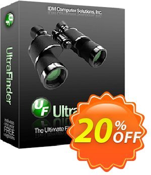 UltraFinder Coupon discount UltraFinder special sales code 2020. Promotion: special sales code of UltraFinder 2020