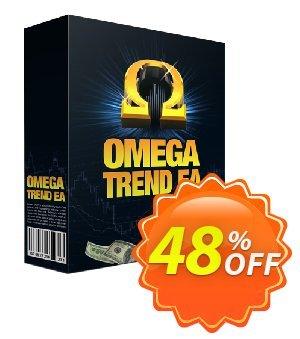 Omega Trend EA Coupon, discount Omega Trend EA Amazing discount code 2021. Promotion: Amazing discount code of Omega Trend EA 2021