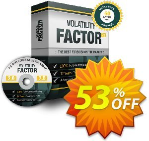 Volatility Factor 2.0 Coupon, discount Volatility Factor 2.0 awful offer code 2020. Promotion: awful offer code of Volatility Factor 2.0 2020