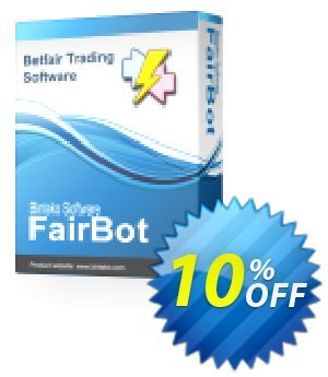 FairBot (6 months access) Coupon discount FairBot (6 months access) exclusive discounts code 2020. Promotion: exclusive discounts code of FairBot (6 months access) 2020