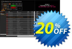 PCDJ Karaoki (Professional Karaoke Software) discount coupon PCDJ Karaoki (WINDOWS ONLY Professional Karaoke Software - 3 Activations) formidable discount code 2020 - impressive offer code of PCDJ Karaoki (WINDOWS ONLY Professional Karaoke Software - 3 Activations) 2020