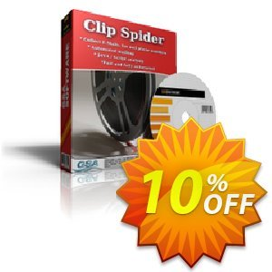 GSA Clip Spider Coupon, discount GSA Clip Spider dreaded promotions code 2020. Promotion: dreaded promotions code of GSA Clip Spider 2020