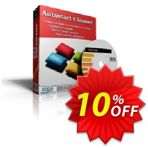 GSA Autostart Cleaner Coupon, discount GSA Autostart Cleaner awful promotions code 2019. Promotion: awful promotions code of GSA Autostart Cleaner 2019