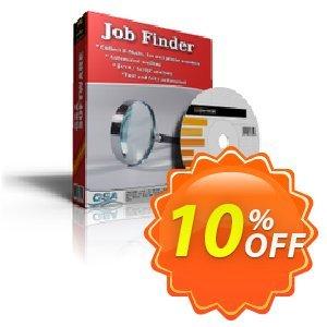 GSA JobFinder Coupon, discount GSA JobFinder hottest promotions code 2020. Promotion: hottest promotions code of GSA JobFinder 2020