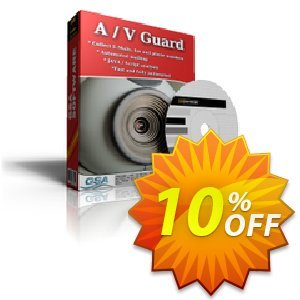 GSA AV Guard Coupon, discount GSA AV Guard exclusive deals code 2020. Promotion: exclusive deals code of GSA AV Guard 2020
