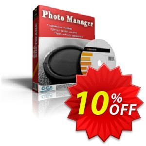 GSA Photo Manager Coupon, discount GSA Photo Manager stunning discounts code 2019. Promotion: stunning discounts code of GSA Photo Manager 2019