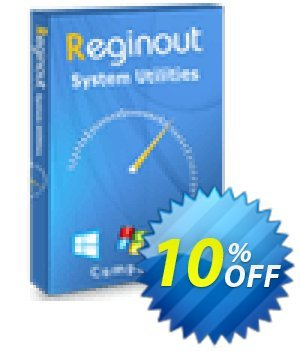 SORCIM RegInOut System Utilities 프로모션 코드 RegInOut System Utilities 4.0 Staggering deals code 2020 프로모션: Staggering deals code of RegInOut System Utilities 4.0 2020