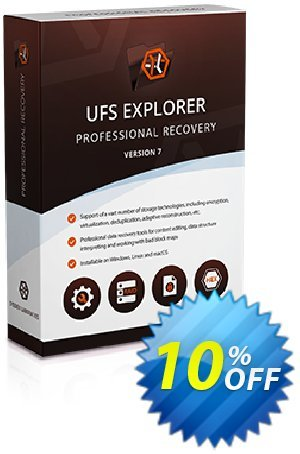 UFS Explorer Professional Recovery for macOS - Corporate License (1 year of updates) Coupon, discount UFS Explorer Professional Recovery for macOS - Corporate License (1 year of updates) wondrous promotions code 2020. Promotion: wondrous promotions code of UFS Explorer Professional Recovery for macOS - Corporate License (1 year of updates) 2020
