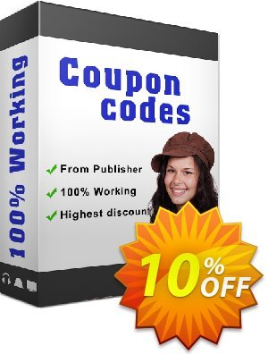Get UFS Explorer RAID Recovery 10% OFF coupon code