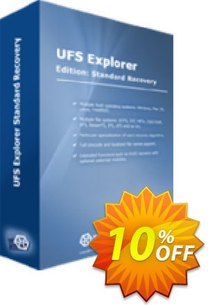 UFS Explorer Standard Recovery (version 5 for Windows) - Personal License discount coupon UFS Explorer Standard Recovery (version 5 for Windows) - Personal License dreaded sales code 2020 - dreaded sales code of UFS Explorer Standard Recovery (version 5 for Windows) - Personal License 2020