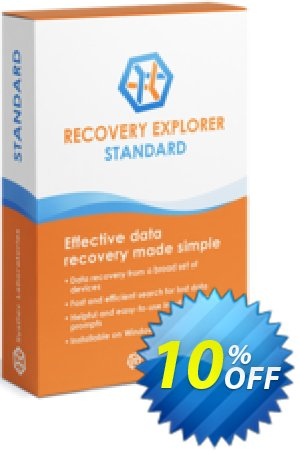 Recovery Explorer Standard (for Windows) - Personal License Coupon, discount Recovery Explorer Standard (for Windows) - Personal License awesome promotions code 2020. Promotion: awesome promotions code of Recovery Explorer Standard (for Windows) - Personal License 2020