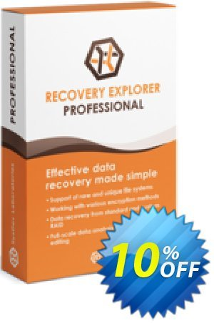 Recovery Explorer Professional (for Linux) - Personal License discount coupon Recovery Explorer Professional (for Linux) - Personal License exclusive offer code 2020 - exclusive offer code of Recovery Explorer Professional (for Linux) - Personal License 2020