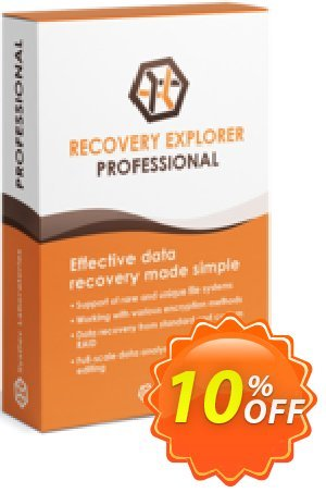 Recovery Explorer Professional (for Mac OS) - Personal License Coupon, discount Recovery Explorer Professional (for Mac OS) - Personal License wonderful promo code 2020. Promotion: wonderful promo code of Recovery Explorer Professional (for Mac OS) - Personal License 2020
