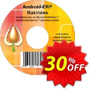 Android-ERP Business Coupon, discount Android-ERP Business imposing discounts code 2020. Promotion: imposing discounts code of Android-ERP Business 2020