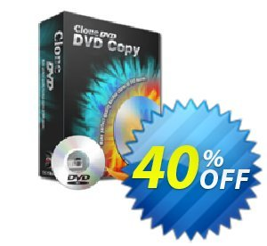 CloneDVD DVD Copy 2 years/1 PC discount coupon CloneDVD DVD Copy 2 years/1 PC exclusive discount code 2020 - exclusive discount code of CloneDVD DVD Copy 2 years/1 PC 2020