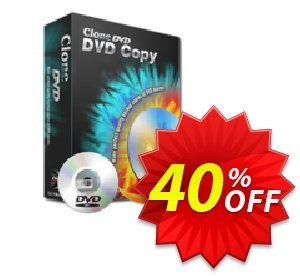 CloneDVD DVD Copy 4 years/1 PC Coupon discount CloneDVD DVD Copy 4 years/1 PC wonderful discounts code 2020 - wonderful discounts code of CloneDVD DVD Copy 4 years/1 PC 2020