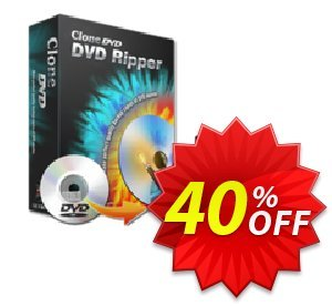CloneDVD DVD Ripper 2 years/1 PC Coupon discount CloneDVD DVD Ripper 2 years/1 PC super sales code 2020 - super sales code of CloneDVD DVD Ripper 2 years/1 PC 2020