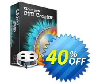 CloneDVD DVD Creator 2 years/1 PC Coupon, discount CloneDVD DVD Creator 2 years/1 PC dreaded offer code 2020. Promotion: dreaded offer code of CloneDVD DVD Creator 2 years/1 PC 2020