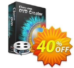 CloneDVD DVD Creator 4 years/1 PC Coupon, discount CloneDVD DVD Creator 4 years/1 PC wondrous discounts code 2021. Promotion: wondrous discounts code of CloneDVD DVD Creator 4 years/1 PC 2021